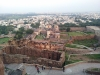 Golkonda Fort - View Of The City