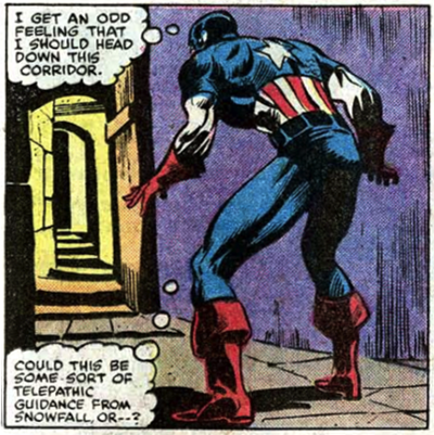 Captain America #239 In 10 Panels Or Less