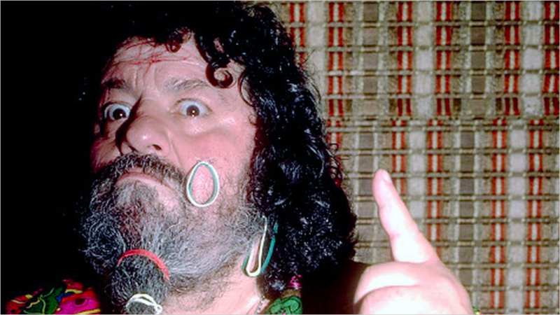 Career Advice From Captain Lou Albano