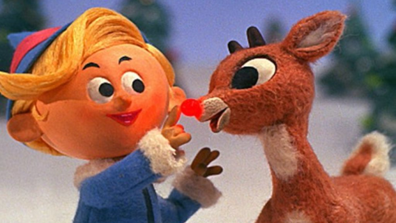 Rudolph the Red Nosed PM