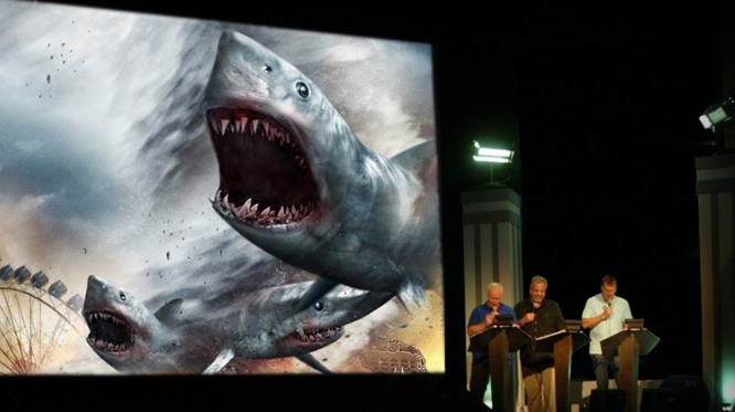 "Just When You Thought It Was Safe To Go Back To The Theater: A Product Management Lesson In Innovation, Pricing, and Comedy From ""Rifftrax Live: Sharknado"""
