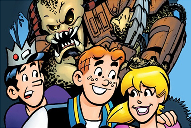 "Archie Vs. Predator And The Phenomenal Power Of ""Not Yet"""