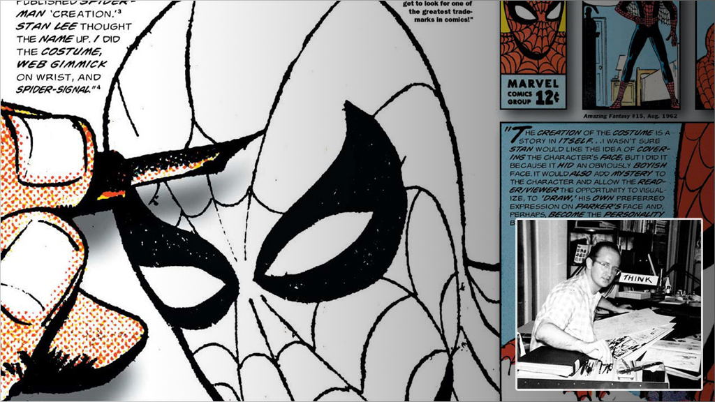 Comics Legend Steve Ditko Illustrates The Importance Of Properly Framing Your Product Decisions